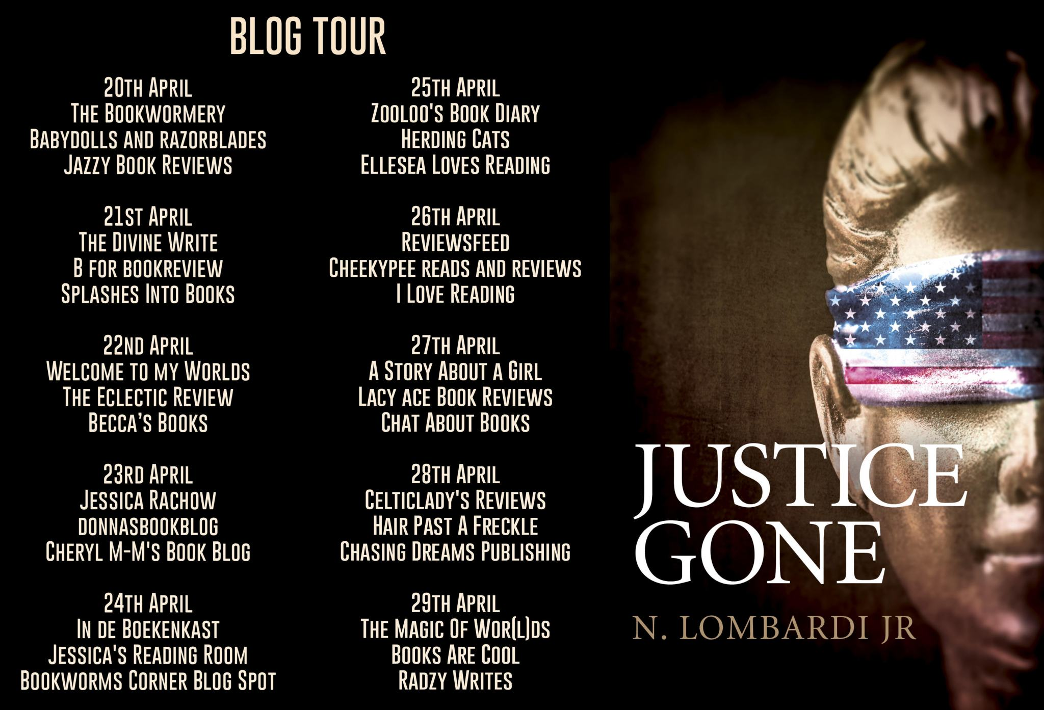 ***Justice Gone by N.Lombardi Jr