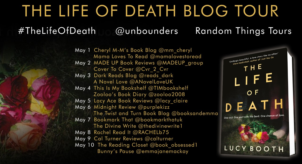 *** The Life of Death by Lucy Booth