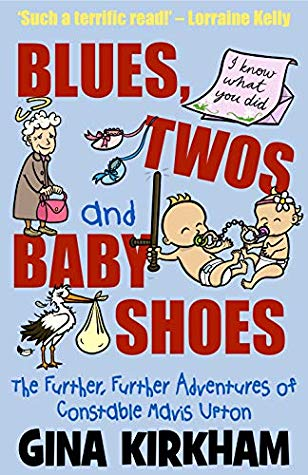 Blues, Twos and Baby Shoes by Gina Kirkha