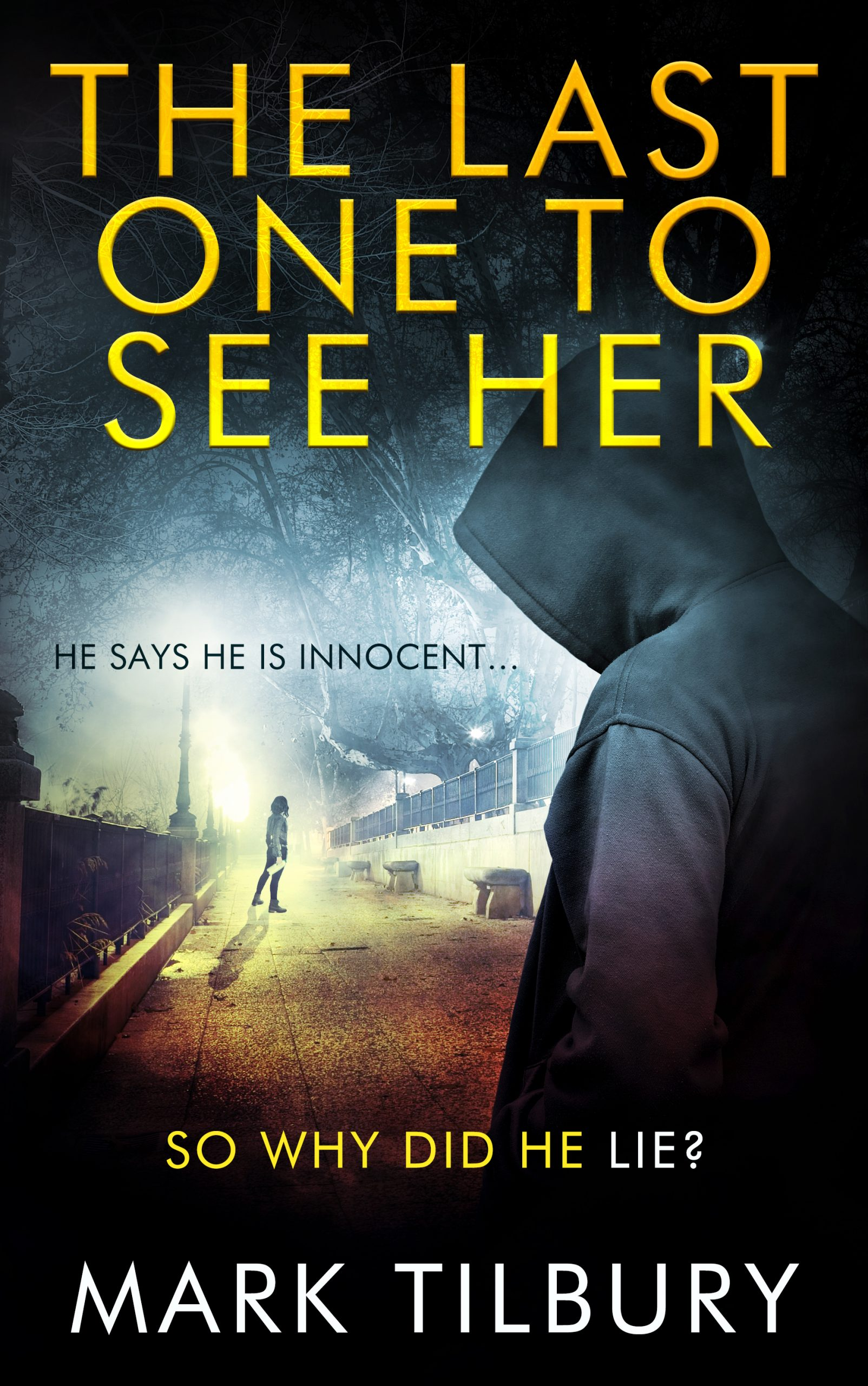 The Last One To See Her by Mark Tilbury @MTilburyAuthor #BookReview #BlogTour
