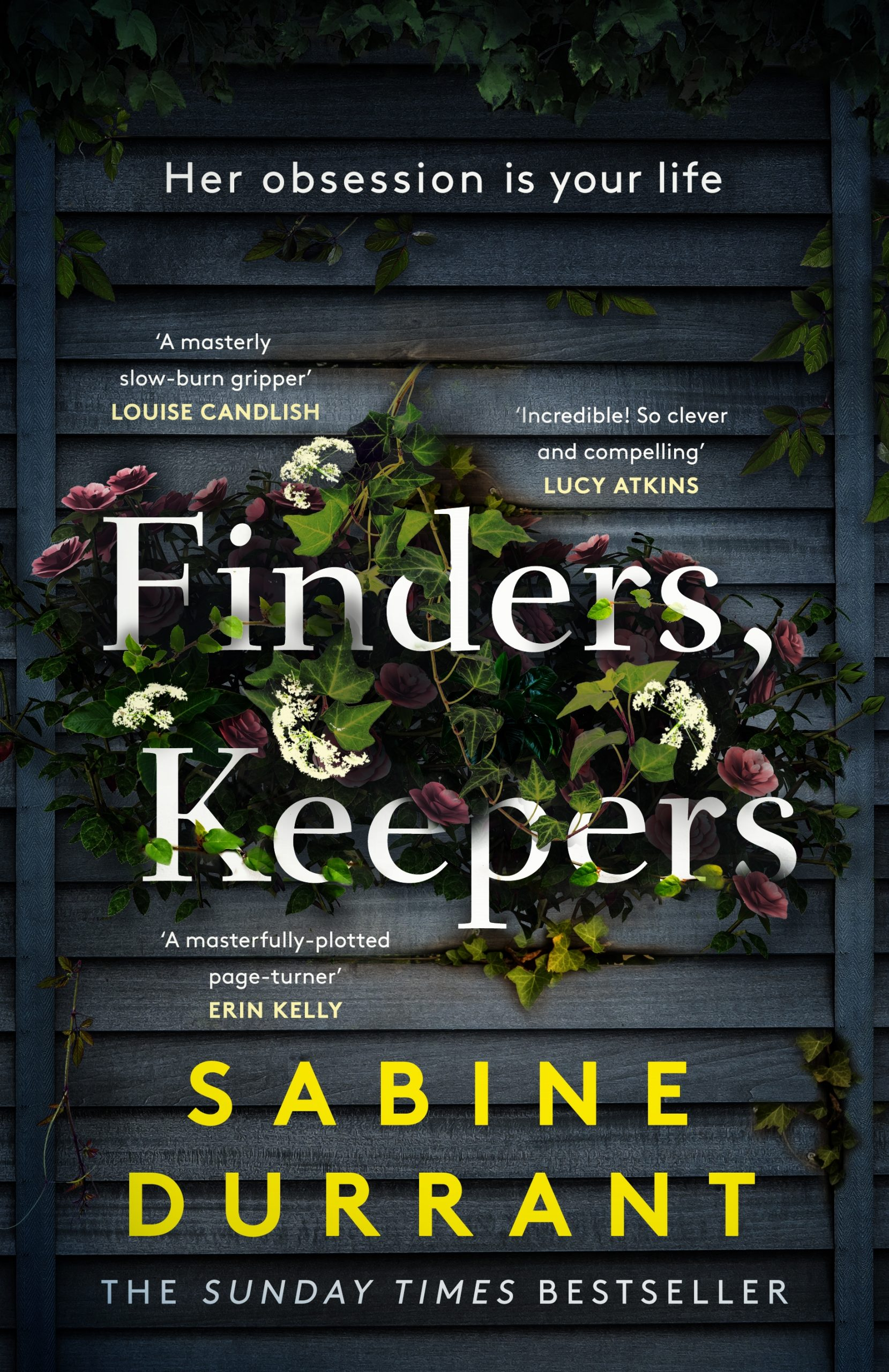Finders Keepers by Sabine Durant