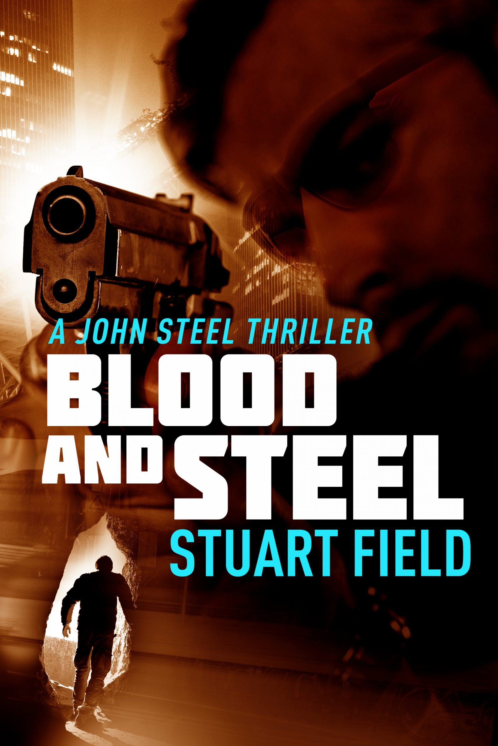 Blood and Steel by Stuart Field @StuartField14 @damppebbles @NextChapterPB #BookReview #BlogTour