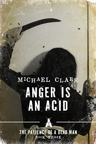 Anger is Acid by Michael Clark @MikeClarkBooks @damppebbles #damppebblesblogtours #BookReview