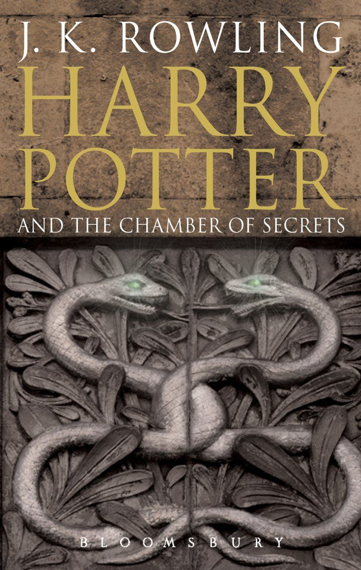 Harry Potter and the Chamber of Secrets by J.K. Rowling @jk_rowling @BloomsburyBooks #BookReview #HarryPotter #Readingwithminime