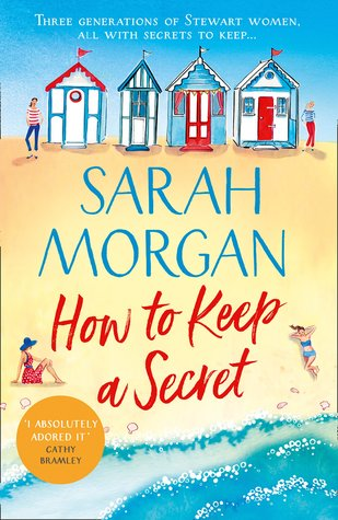 How to Keep A Secret by Sarah Morgan @SarahMorgan_  @HQStories #BookReview #AudiobookReview #NetGalleyChallenge #NetGalleyCountdown #Book