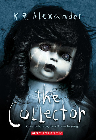 The Collector by K.R Alexander #BookReview #TheHorrorWithin