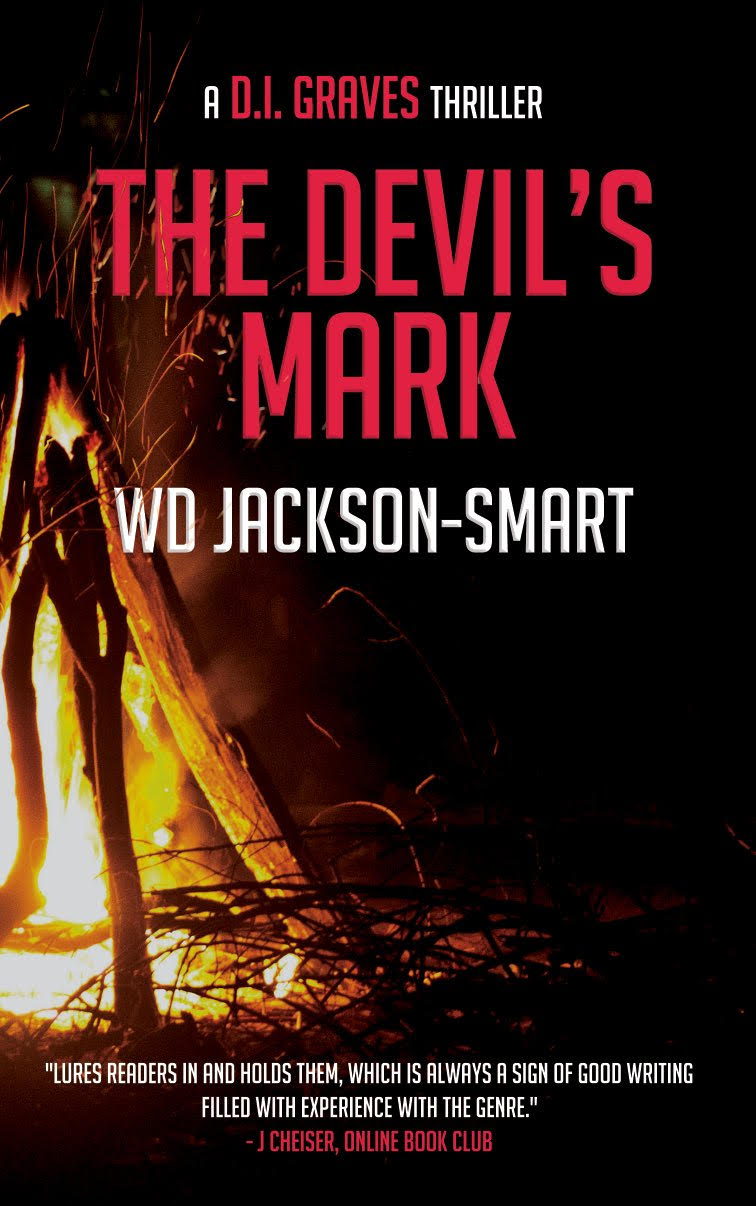 The Devil's Mark by W.D Jackson-Smart @Wdejackson @PantherPubs #DIGraves @Damppebbles #BookReview #BlogTour