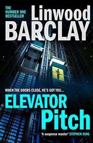 #AudiobookReview – Elevator Pitch by Linwood Barclay #NetGalleyCountdown